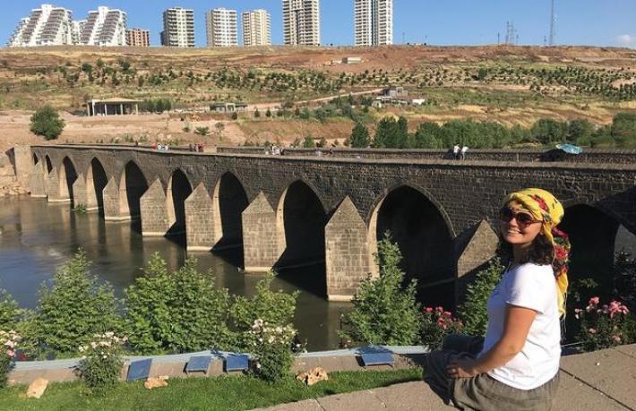 Alman tur operatörleri Diyarbakır'da
