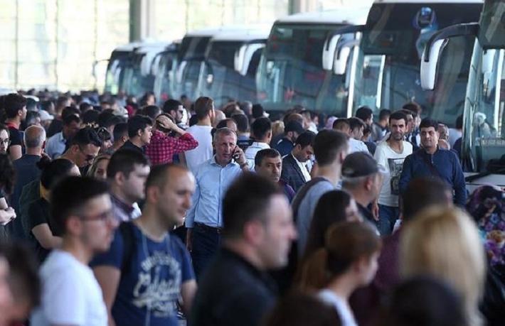 Otobüsçüler ikramları durdurdu, servisler ücretli oluyor