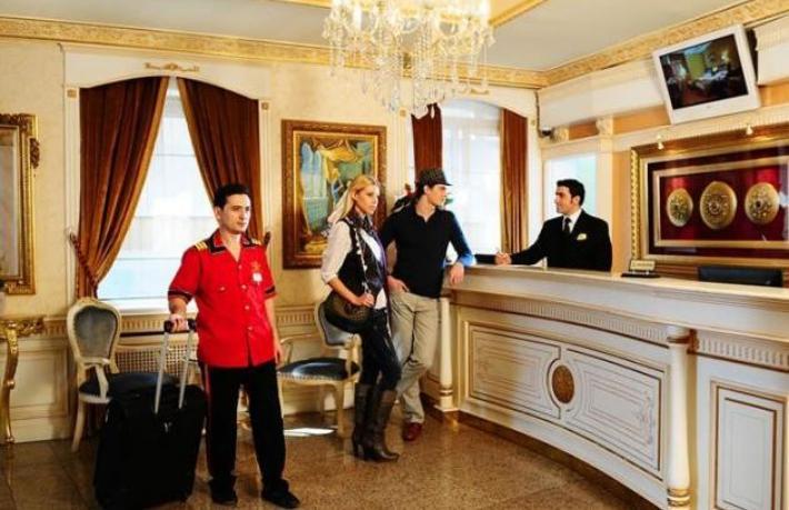 Turizm sektöründe stajyer öğrenci gerçeği
