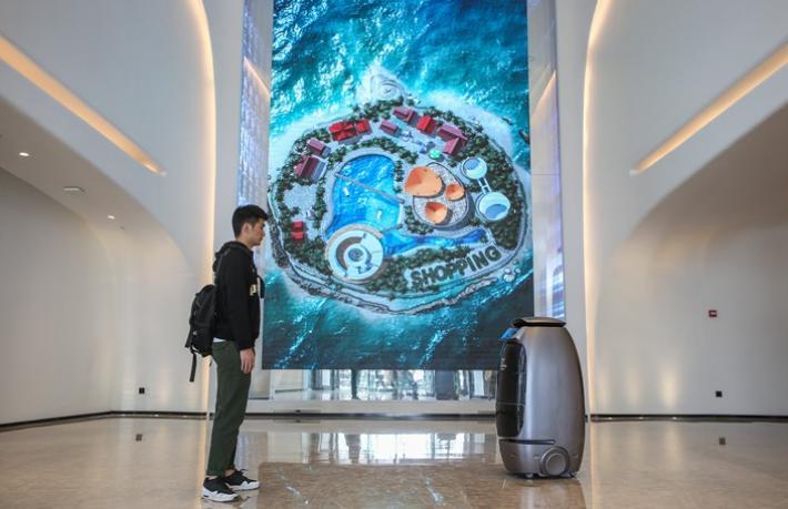 Alışveriş devi Alibaba ilk otelini açtı