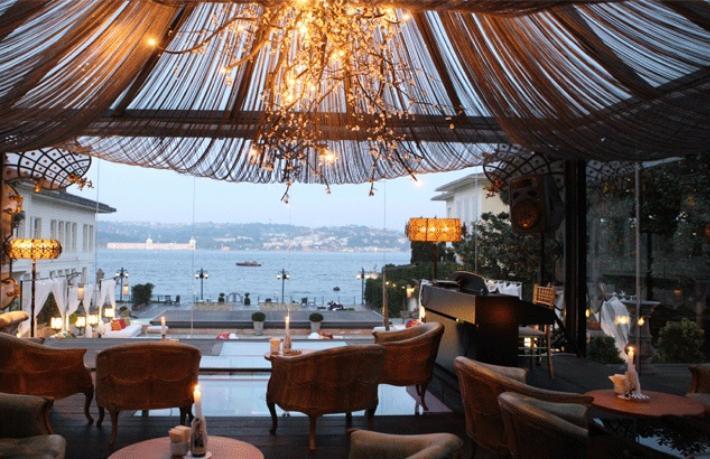 Les Ottomans Hotel satılıyor