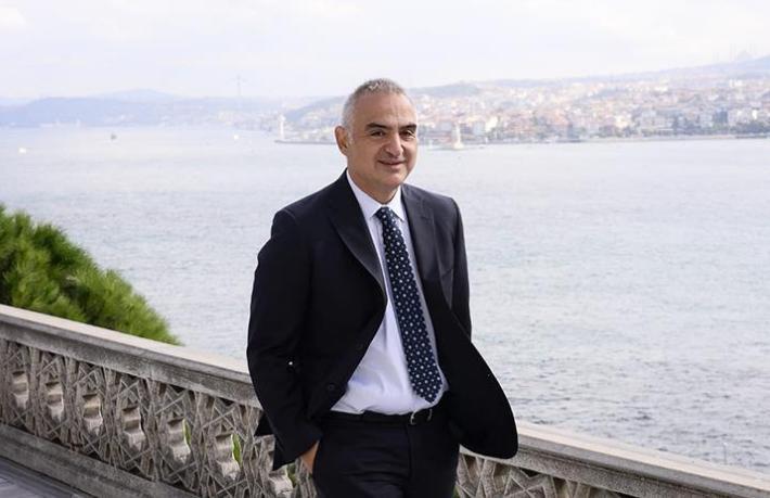 Bakan Ersoy Türk turizminin geleceğinin şifrelerini açıkladı
