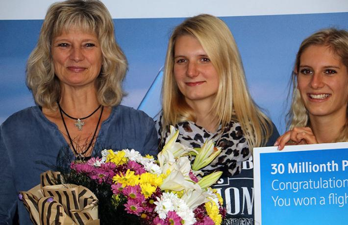 Antalya'da '30 milyon' sürprizi