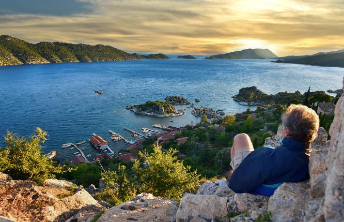 Antalya hem turistin hem yatırımcının gözdesi