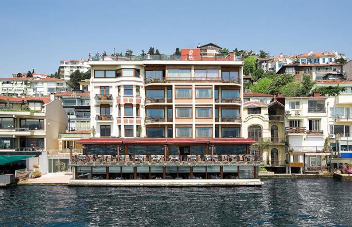 İstanbul'un tarihi oteli Katarlılar'a satıldı