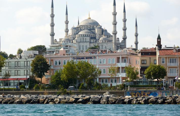 Avrupalı turist İstanbul'a geri dönüyor