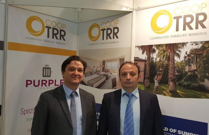 Türk turizmciler Avrupalı meslektaşlarıyla Almanya'da buluşacak