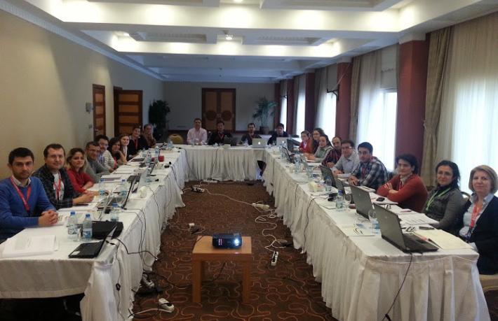 Dünyanın en uzun Bilimsel Araştırma Yöntemleri Semineri Antalya'da