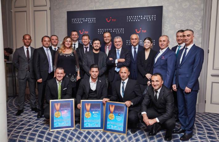 Barut Hotels WTM Londra'dan5 altın madalyayla döndü