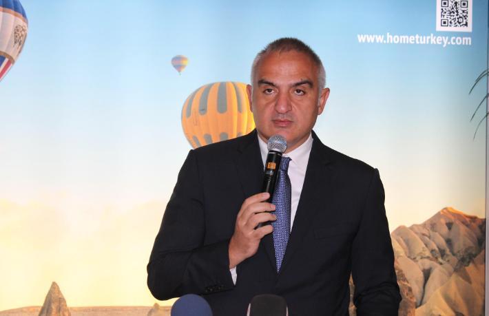 Türkiye turizmde yeni bir manifesto yazıyor