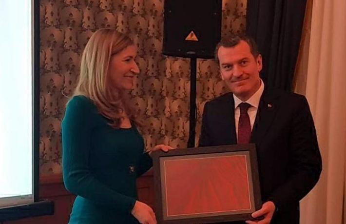Ömer Arısoy'dan Bulgaristan Turizm Bakanı'na ders gibi cevap