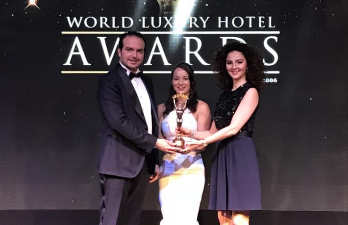 Güral Premier Hotels & Resorts'ün ödül gururu