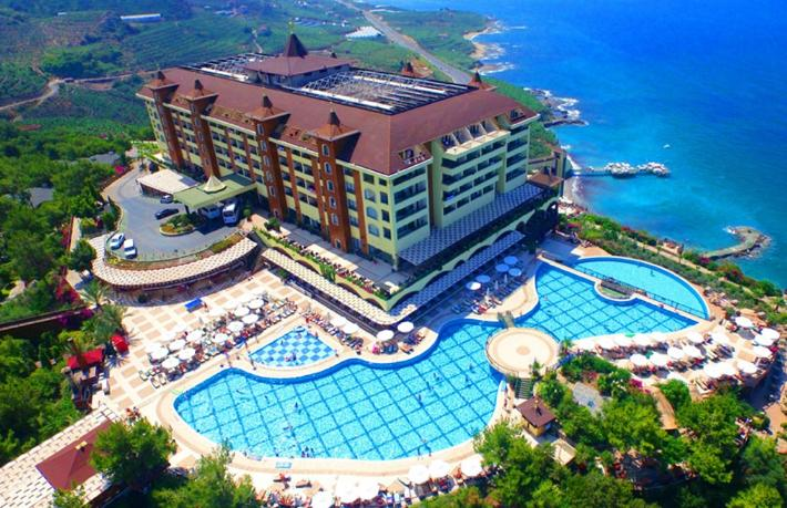 Utopia World Hotel'i ATG Anex kiralıyor