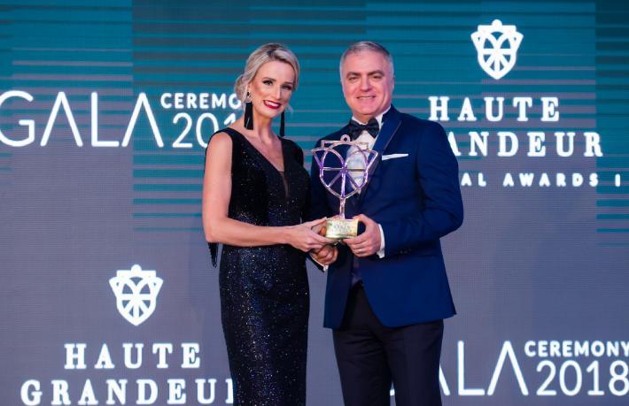 Four Seasons Hotels İstanbul'a Haute Grandeur'den ödül yağdı