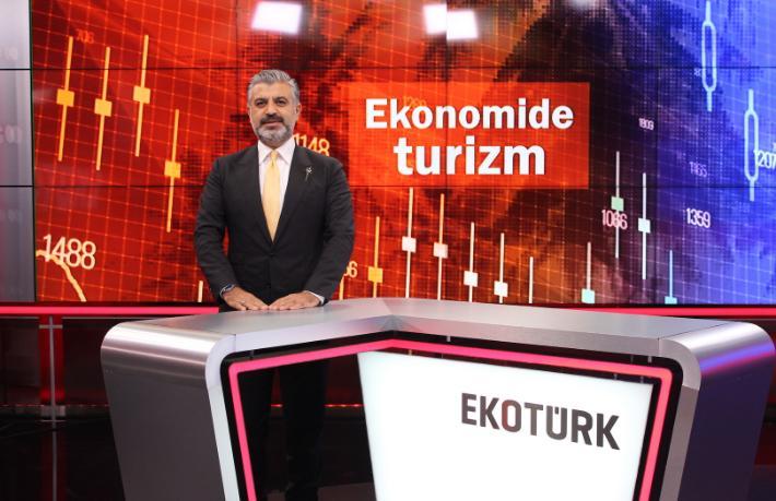 Halil Korkmaz turizmi ekranlara taşıyor