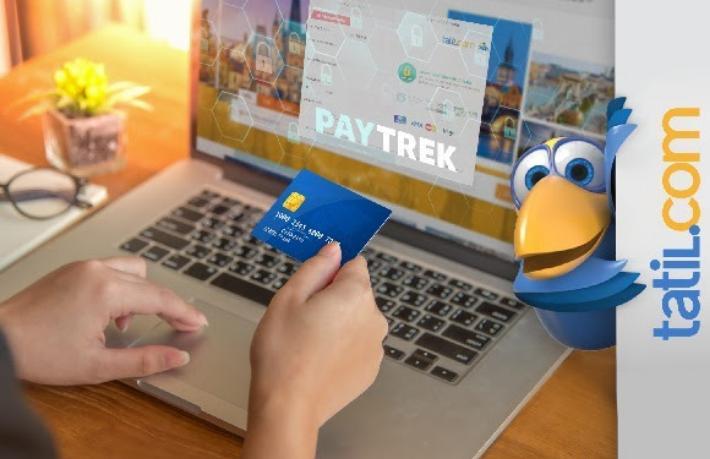 Paytrek ile Tatil.com ödemeleri artık çok güvenli