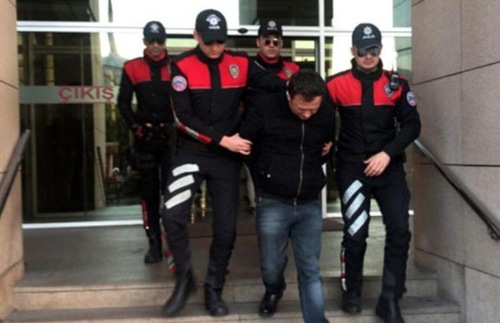 Turisti tacizle suçlanan taksiciye tahliye