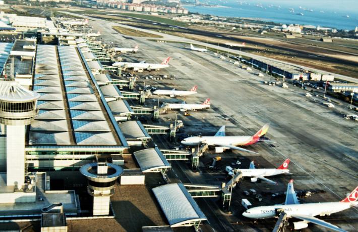 Atatürk Havalimanı'ndan başarılı veda
