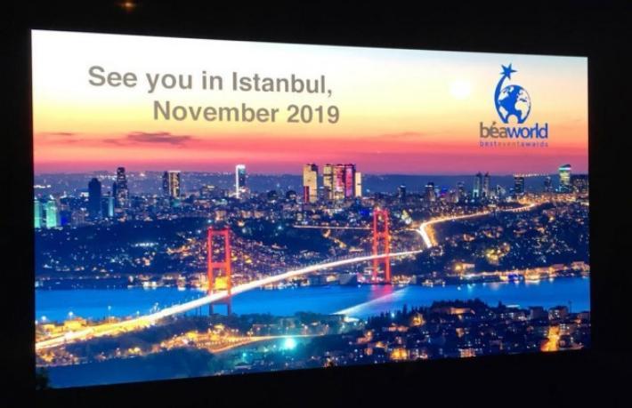 Etkinlik sektörünün oskarları İstanbul'da dağıtılacak