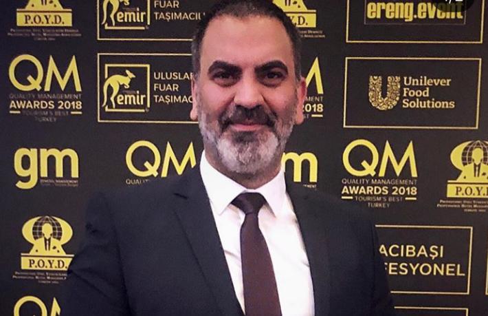 Türkiye'nin En İyi Butik Oteli Ödülü Kayakapı'ya
