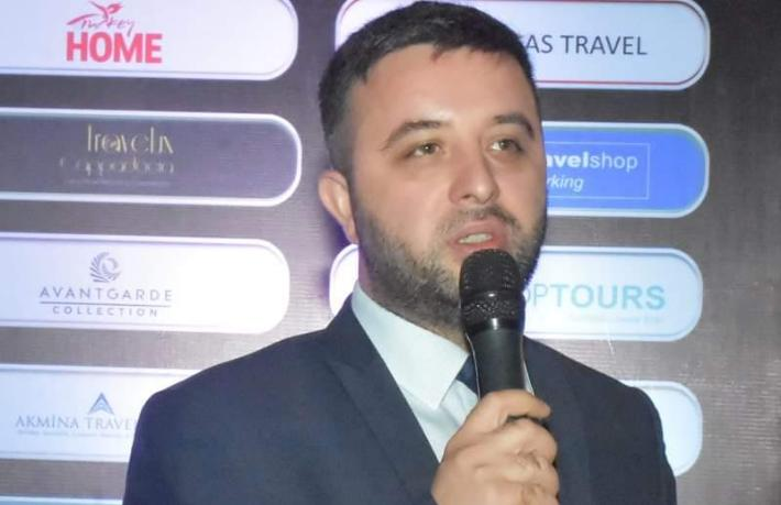 Alper Yağcı Marma Hotel'e Genel Müdür oldu