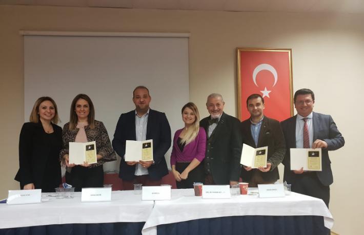 Turizm sektörü profesyonelleri İstanbul Okan Üniversitesi'nde buluştu