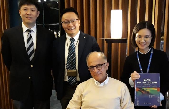 Türk doktorunun Çin'de ses getiren başarısı...