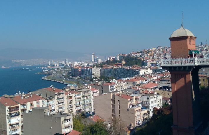 Antik dönemden günümüze mutlu insanlar şehri: İzmir