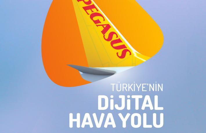 Pegasus 'Yılın Yerli Dijital Hava Yolu Şirketi' seçildi