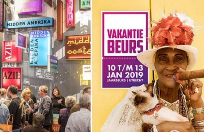 Vakantiebeurs Utrecht Turizm Fuarı başladı