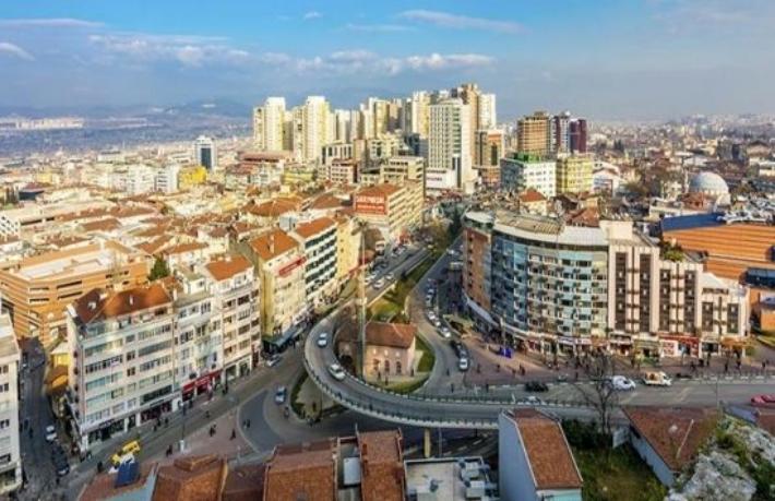 Bursa'da icradan satılık 5 yıldızlı otel