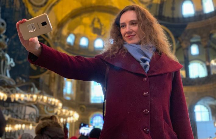Türkiye'de ilk kez Müzede Selfie Günü kutlanacak