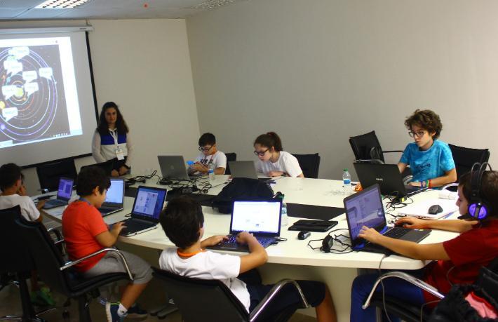 Dijital Yıldızlar Teknoloji Sömestr Kampı başlıyor