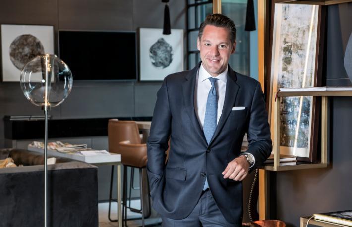 Kai Winkler: Türkiye'deki otel projelerimiz devam edecek