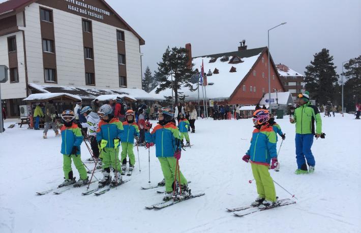 Sömestre'de Kastamonu kültür ve Ilgaz kayak turu