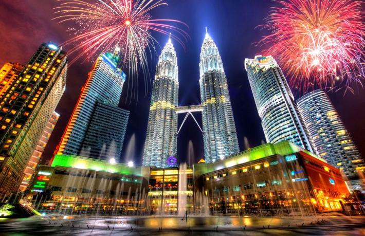 Malezya'ya giden Türk turist sayısı arttı