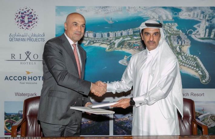 Rixos Hotels Katar'da turizm kompleksi işletecek