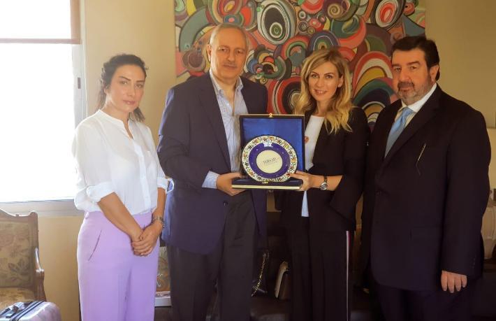 Ürdün'de Türkiye Festivali düzenlenecek