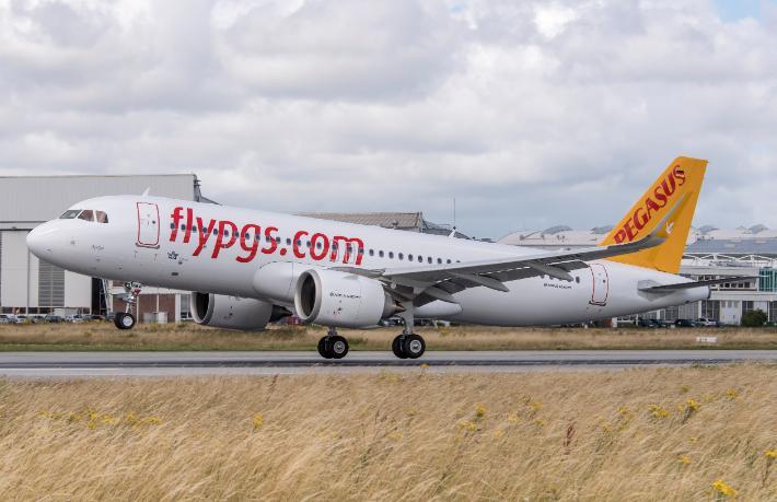 Pegasus Ankara'dan Bakü'ye uçacak
