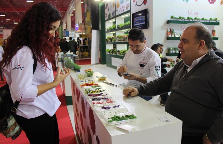 Gıda ve Otel Ekipmanları İnovasyonu ANFAŞ'ta sergileniyor