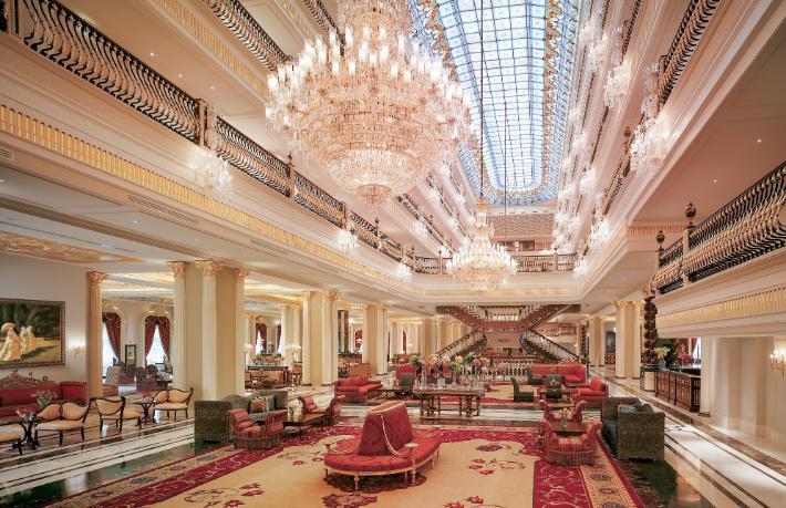 Efsane oteli yönetecek kadro belli oldu