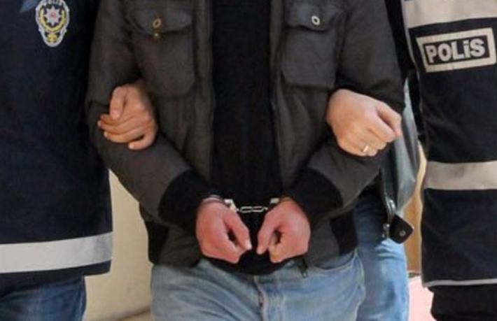 Otel müdürü kaçak kazıda suçüstü yakalandı