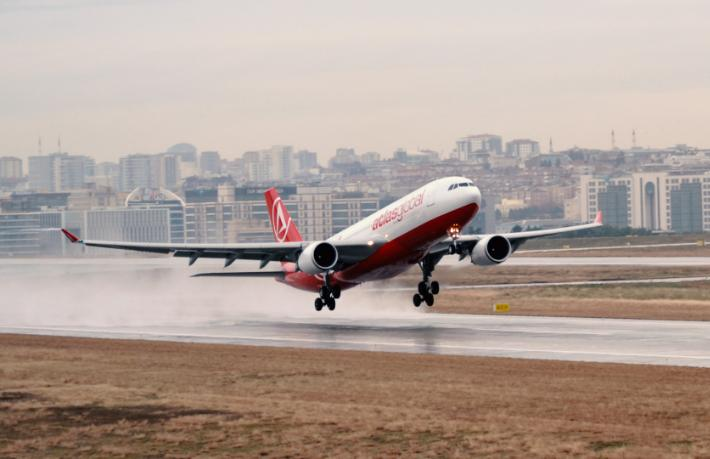 100 Bin Kazak turisti Antalya'ya taşıyacak