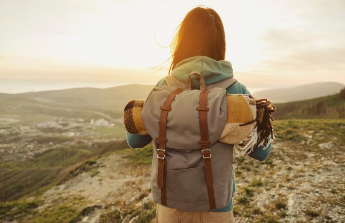 Sırt çantalı turist daha çok harcıyor