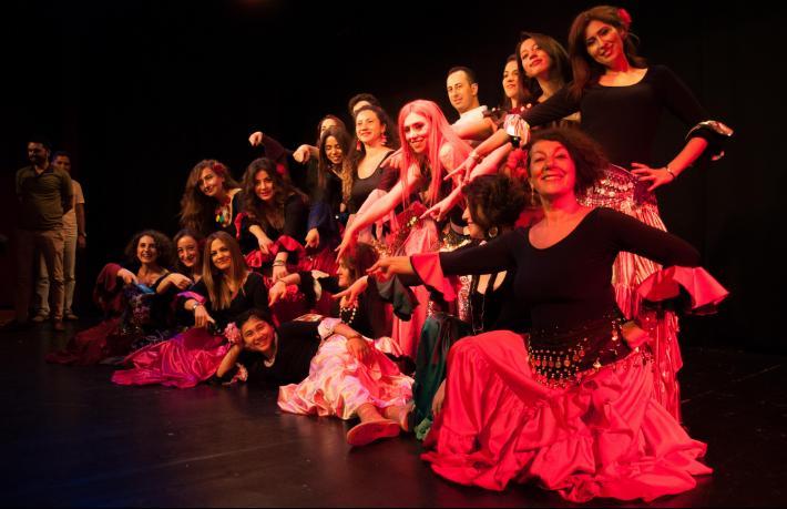 Gypsy Night Profilo Kültür Merkezi'nde sahne alıyor