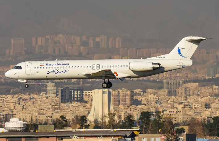 İran'ın en eski havayolu satılıyor