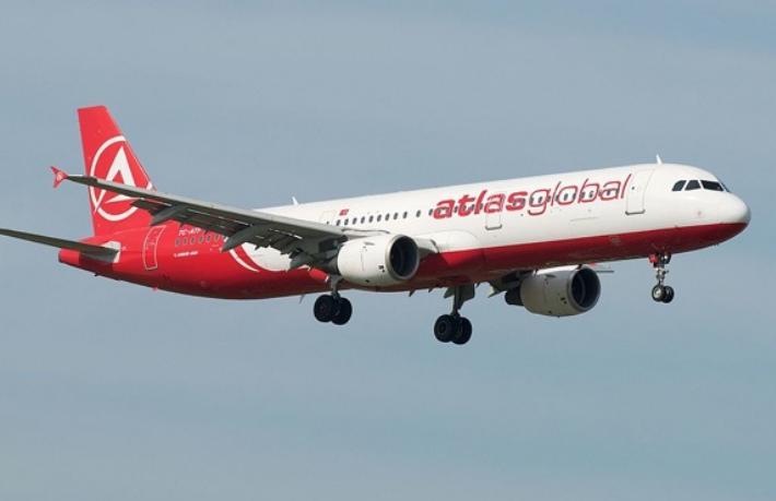 Atlasglobal ile Somon Air'den ortak uçuş anlaşması