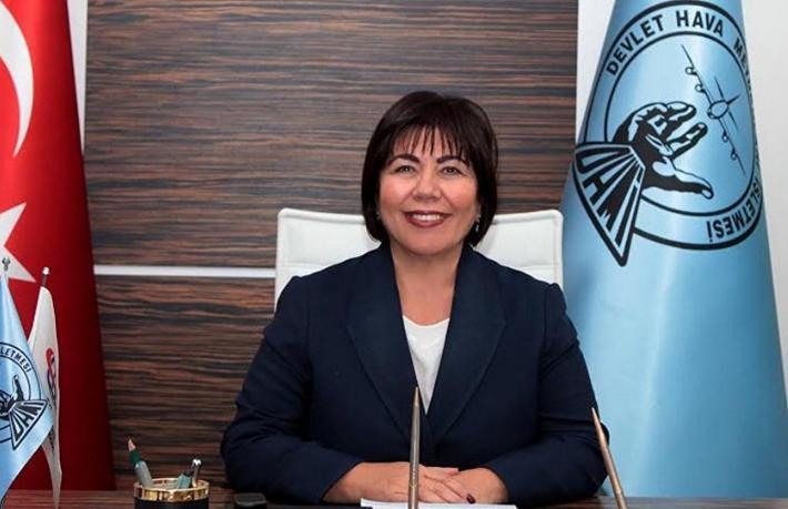 DHMİ Genel Müdürü Funda Ocak görevini bıraktı