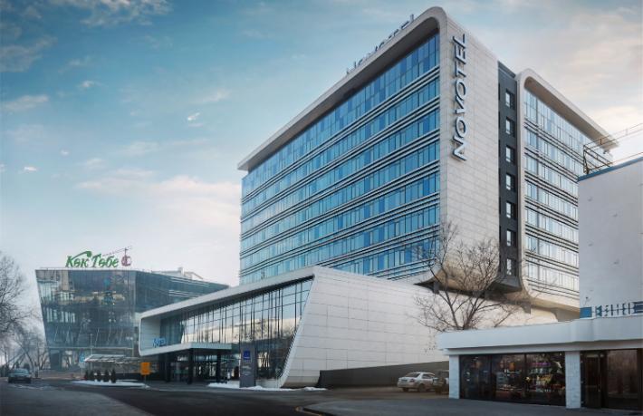AccorHotels Kazakistan'daki ilk Novotel'i açtı
