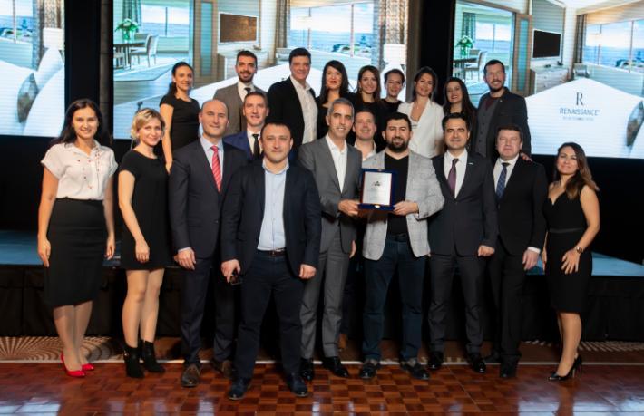Marriott International Türkiye'den Azerbaycan çıkarması